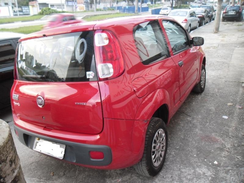 FIAT - Uno Vivace SEM SINISTRO - 2014