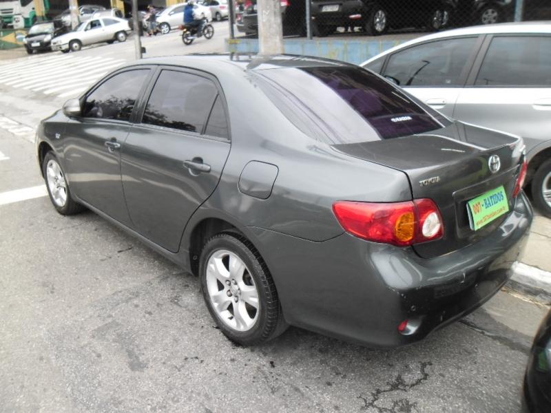 TOYOTA - Corolla SEM SINISTRO - 2009
