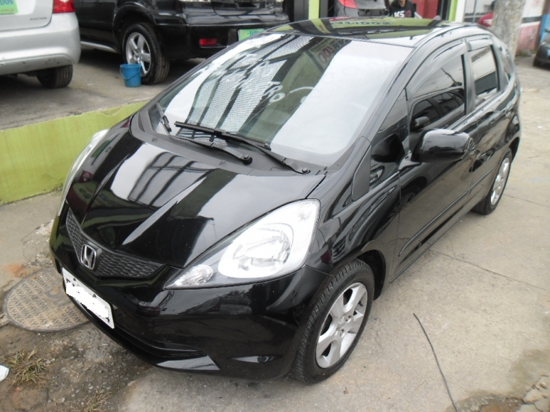 HONDA - New Fit SEM SINISTRO - 2009