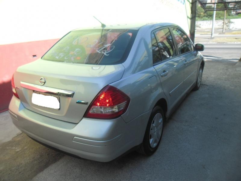 NISSAN - Tiida Sedan - 2012