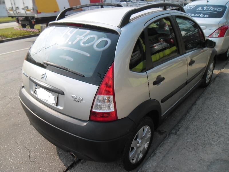 CITROEN - c3 XTR - 2008