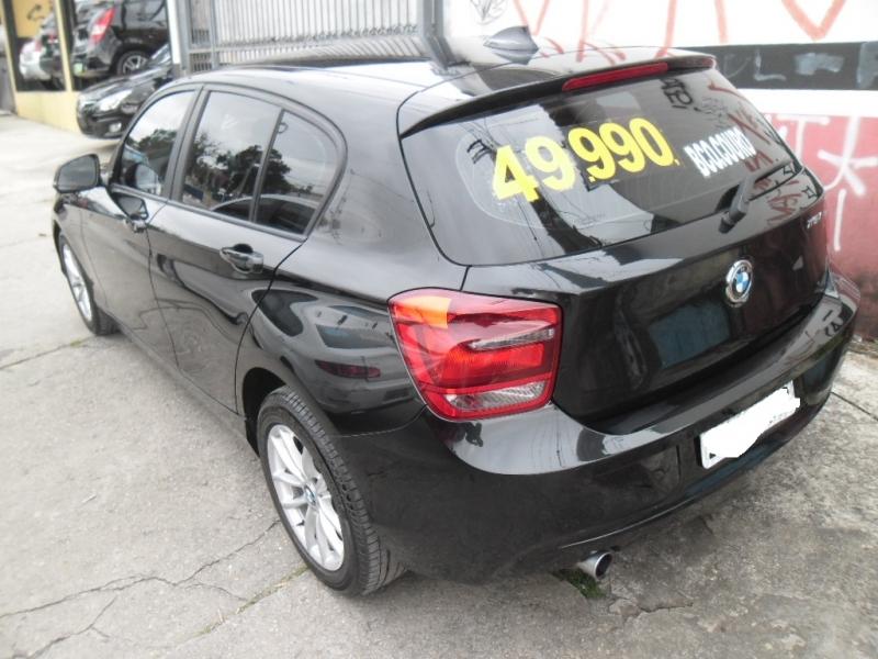 BMW - 116i SEM SINISTRO - 2014