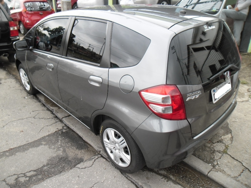 HONDA - New Fit Automatico - 2011