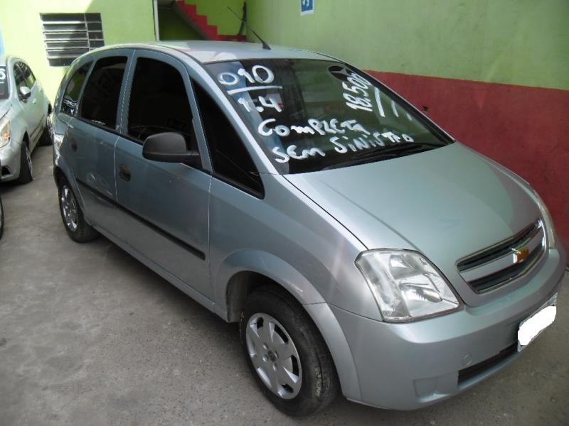 GM - Meriva - 2010