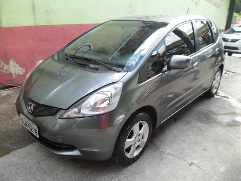 HONDA - New Fit SEM SINISTRO - 2011