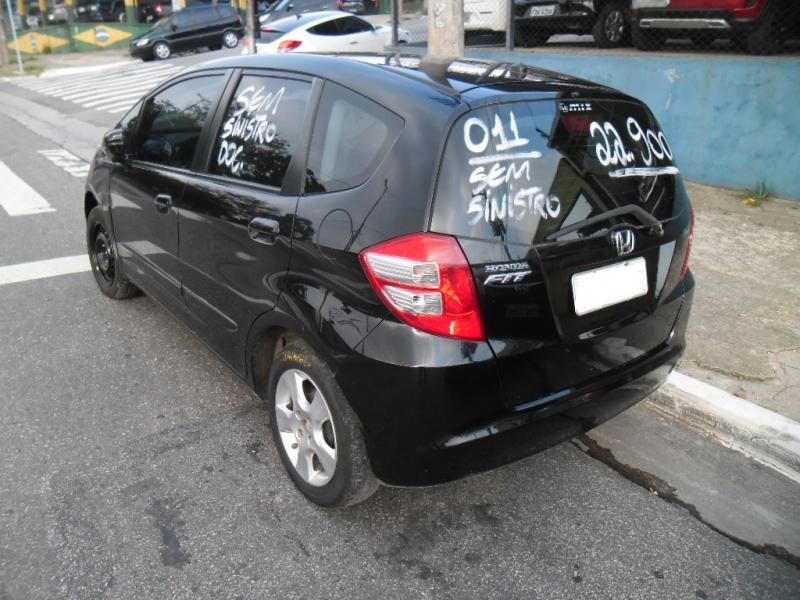 HONDA - New Fit SEM SINISTRO - 2011